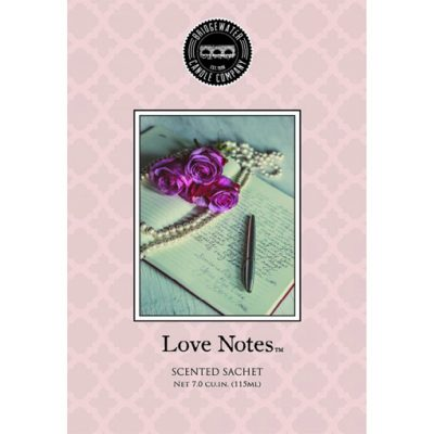 Bridgewater geurzakje love notes