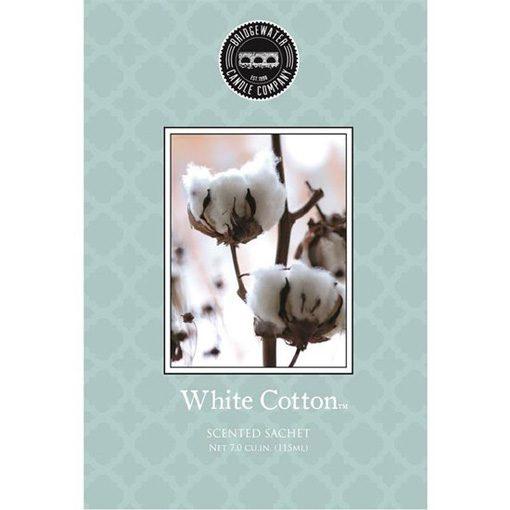 Bridgewater geurzakje white cotton