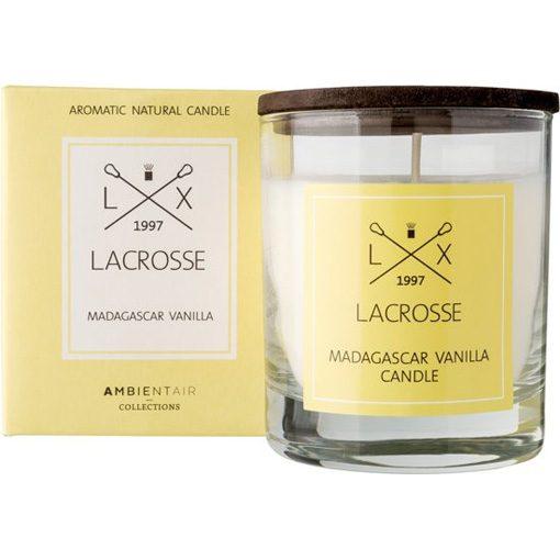 Lacrosse geurkaars madagascar vanilla