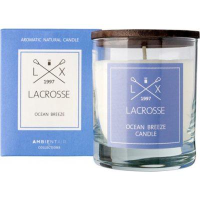Lacrosse geurkaars ocean breeze