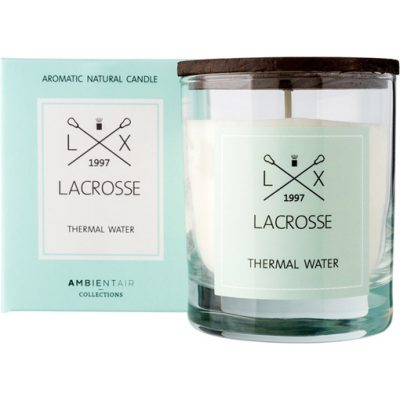 Lacrosse geurkaars thermal water